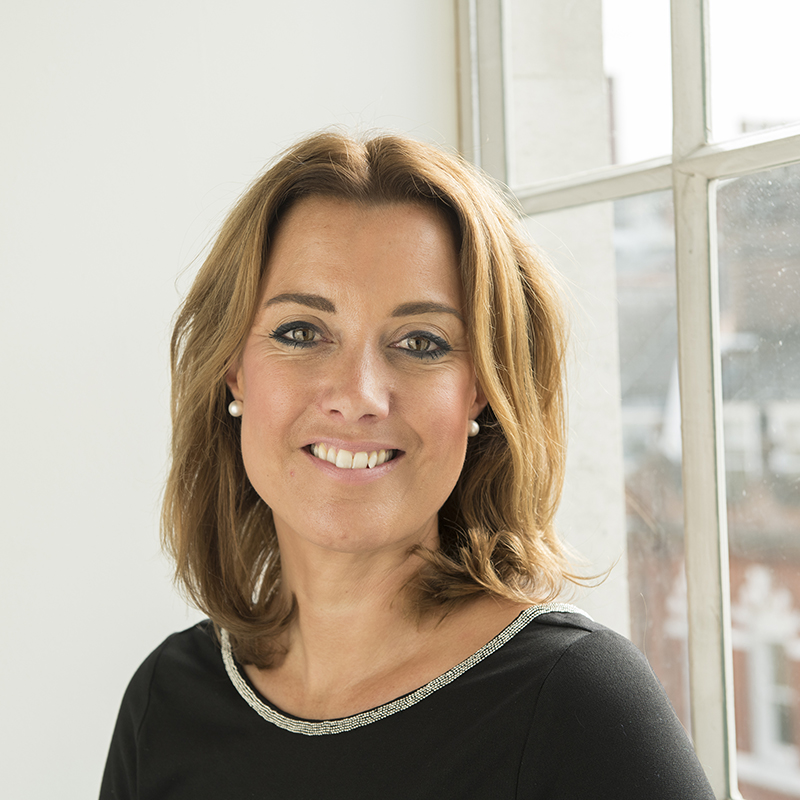Ruth Allchurch UK Managing Director