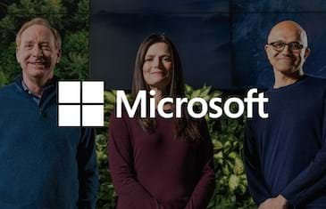 How WE told the story of Microsoft's carbon reduction moonshot