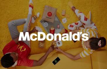 McDonald's Global McDelivery Night In